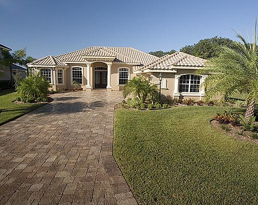 Patios Clay Brick Pavers Hardscapes Orlando Florida Fl